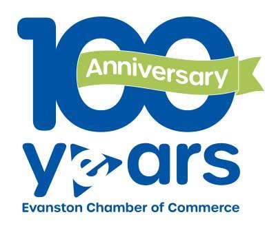 Evanston Chamber of Commerce 100 Years