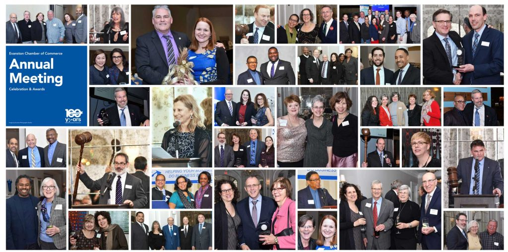 Evanston Chamber of Commerce Annual Meeting