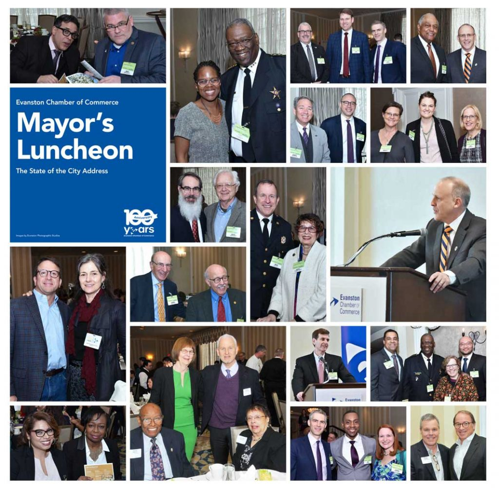 Evanston Mayor's Luncheon