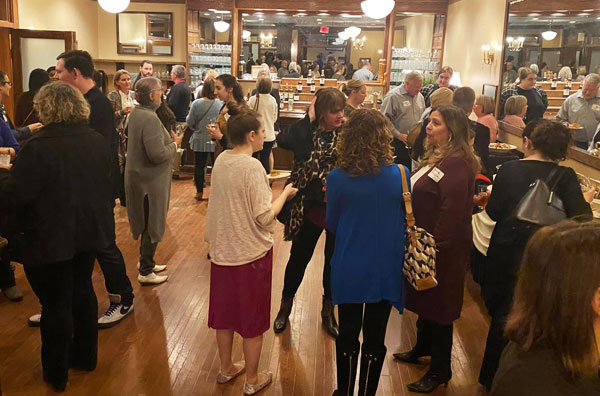 Evanston business networking