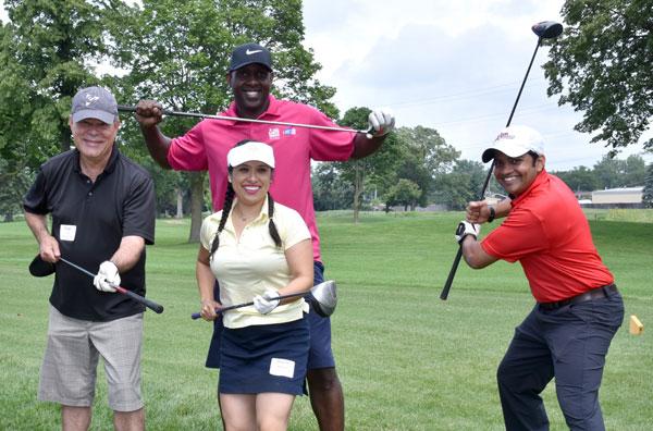 Golf Outing Evanston