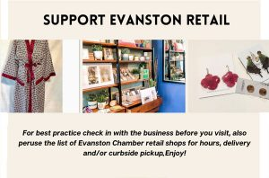 Support Evanston Retail