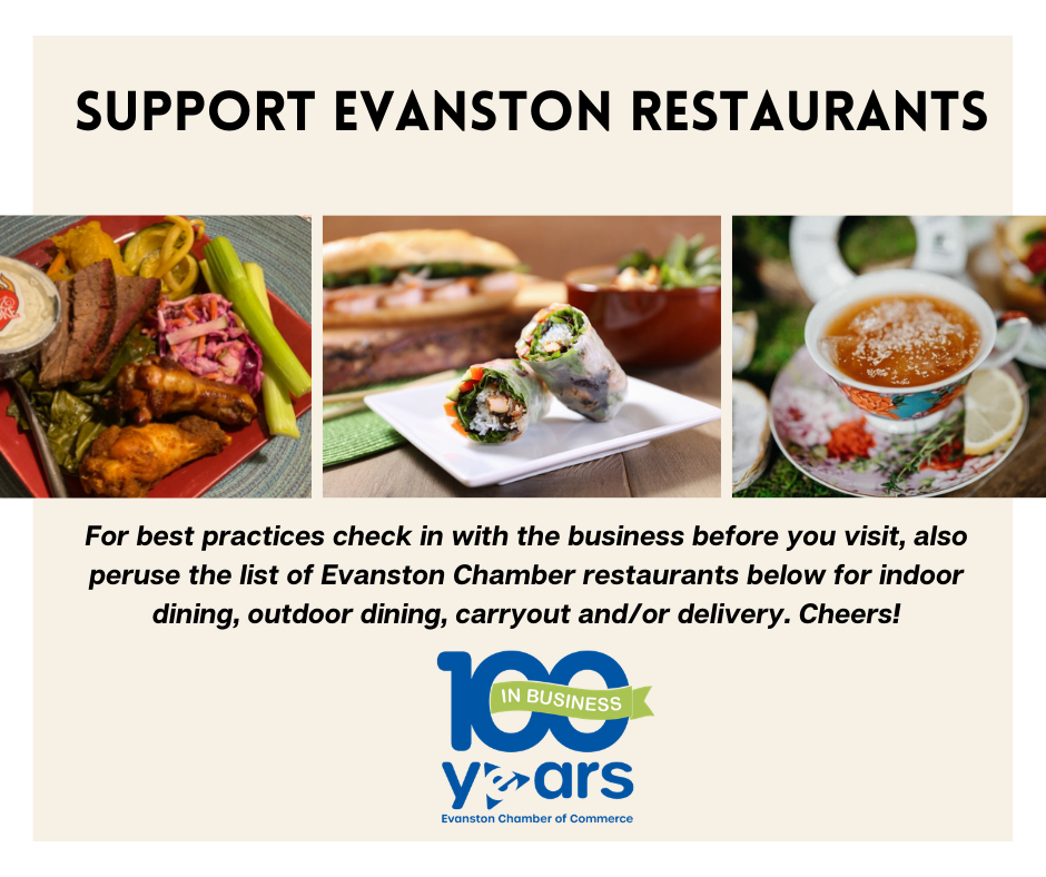 Support Evanston Restaurants