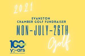 Evanston Chamber Golf Fundraiser